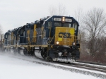 CSX 6221 at Sanford Rd